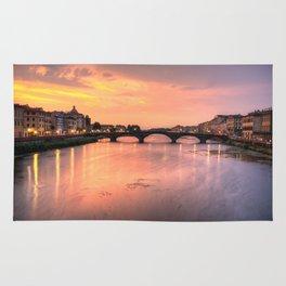 Ponte Vecchio Rug