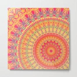 Mandala 250 Metal Print