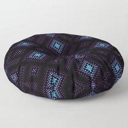 Inner matrix | Upgrading ancient ornaments Floor Pillow