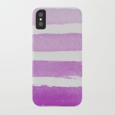 Purple Ombre  Slim Case iPhone X