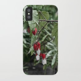 Back to life... iPhone Case