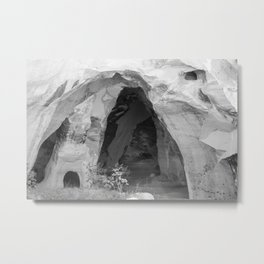 Old Bell Cave from Israel Metal Print