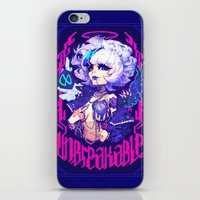 barachan iPhone & iPod Skins featuring adamas by barachan