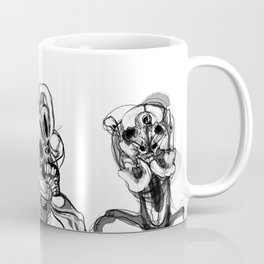 Memory Portrait I Coffee Mug