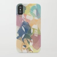 good vibes iPhone & iPod Cases featuring GOOD VIBES by Lasse Egholm