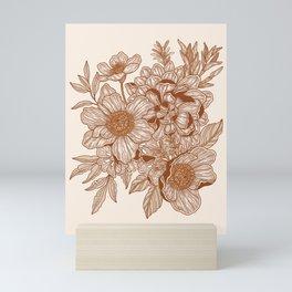 Overgrown 5 Mini Art Print