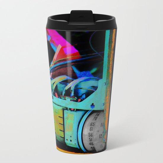 Murder Shack Electronics Metal Travel Mug