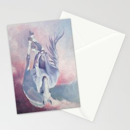 Falling Cloud Stationery Cards