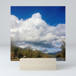 Rogue River OR Mini Art Print