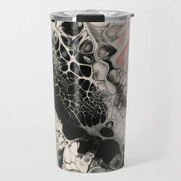 Black Cells Travel Mug