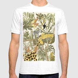 Th Jungle Life T-shirt