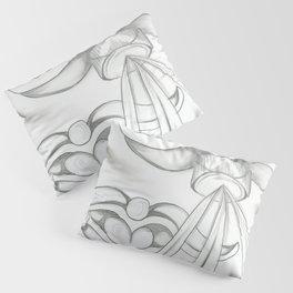 Shadow Angel Pillow Sham