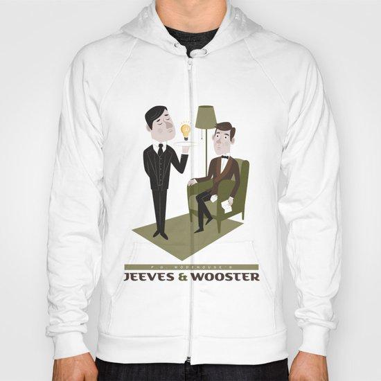 Jeeves & Wooster Hoody