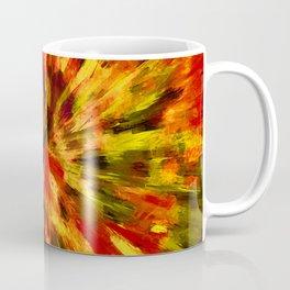 color explosion gogh pattern goee Coffee Mug