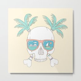 Dead of Summer Metal Print