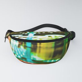 City LiGhTs on eight 8 Fanny Pack