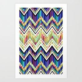 Shiver Art Print