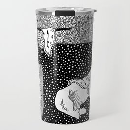Salvador Dalí - Persistence of memory Travel Mug