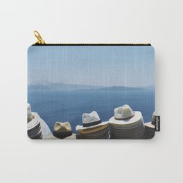Hats made in Santorini Carry-All Pouch