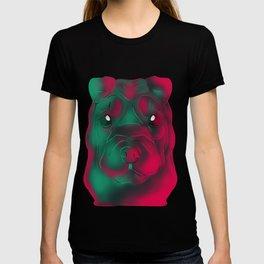 Techno Sharpei T-shirt