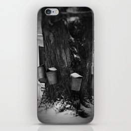 Sugaring 2 - Maple Syrup iPhone Skin