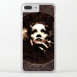 Marlene II Clear iPhone Case