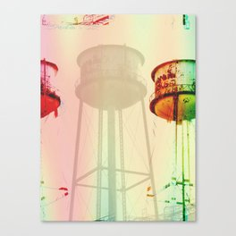 opg water tower Canvas Print