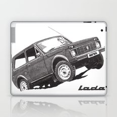 Lada Niva Laptop & iPad Skin