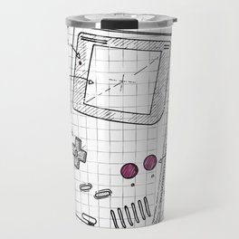 Console project Travel Mug
