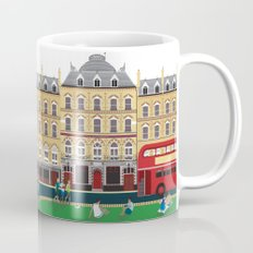 London Clapham Common in Summer Mug