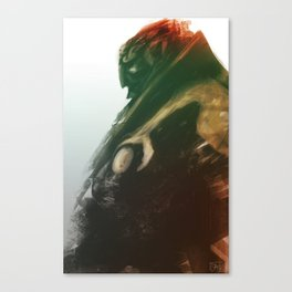 Centuries of Fury Canvas Print