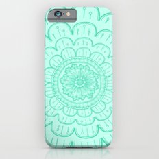 minty fre$h iPhone 6 Slim Case