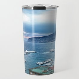 Sorrento at Sunrise Travel Mug