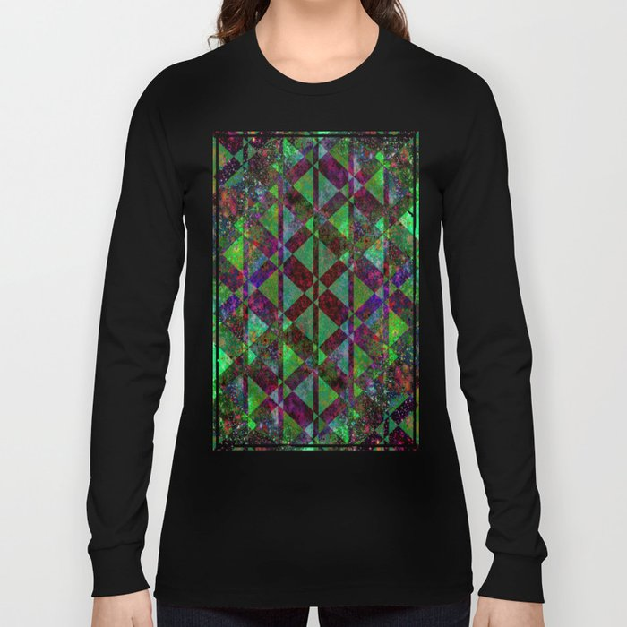 SIMPLY ABSTRACT Long Sleeve T-shirt