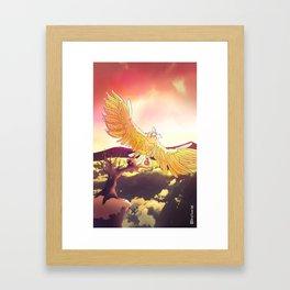 Swithige Framed Art Print