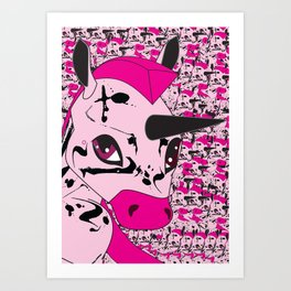 Yumm-EE Art Print
