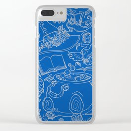witches cupboard Clear iPhone Case