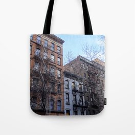concrete jungle Tote Bag