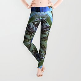 Ceiling Tile (Abstract) Leggings
