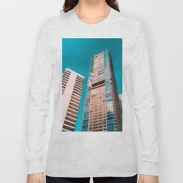 Brickell Architecture Long Sleeve T-shirt