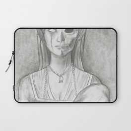 Lady Constance Laptop Sleeve