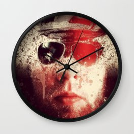 Coolface Wall Clock