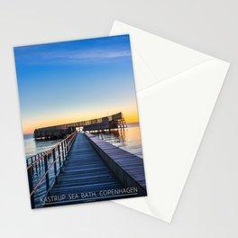 Kastrup Sea Bath, Copenhagen Stationery Cards