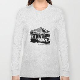 Cortado Coffee Bar Kauai Long Sleeve T-shirt