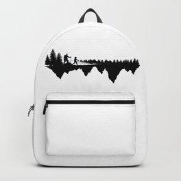 Hiking Life Backpack