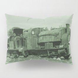 Rusting Tanks Pillow Sham