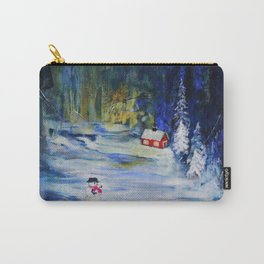 Out alone Carry-All Pouch
