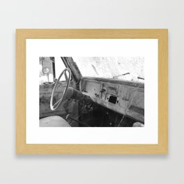 CHEVY '63 APACHE Framed Art Print