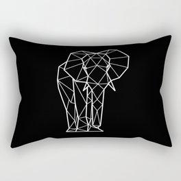 Elephant Lovers Birthday Ideas Rectangular Pillow