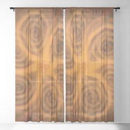 Viking Cyclone Sheer Curtain